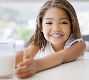 Health drinks for children that can be made at home